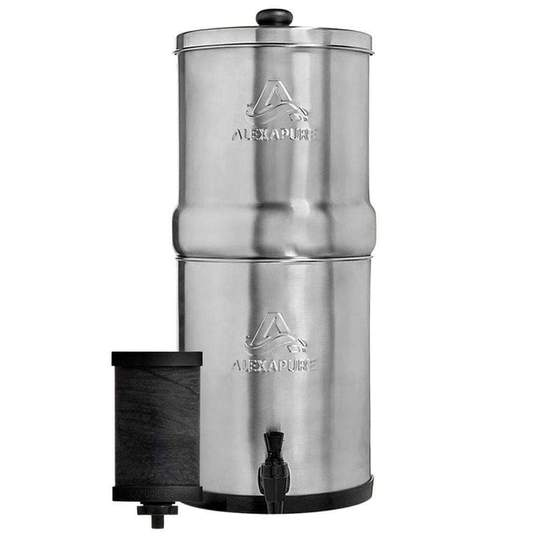 Prepare With CCM - Water Filtration